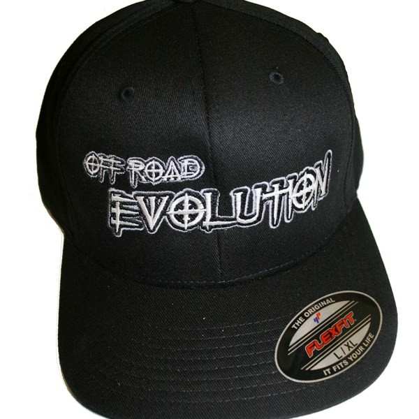 511cb4f830f Men s Black ORE Flex-Fit Hat – Off Road Evolution